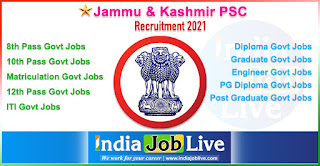 jammu-kashmir-psc-recruitment-jkpsc-indiajoblive.com
