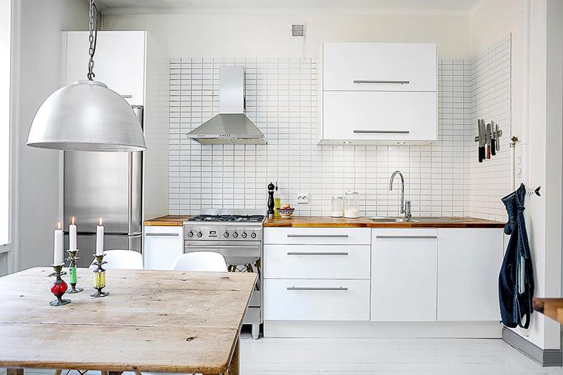 En busca de la cocina perfecta para nuestra casa decorar for Decoracion cocinas blancas