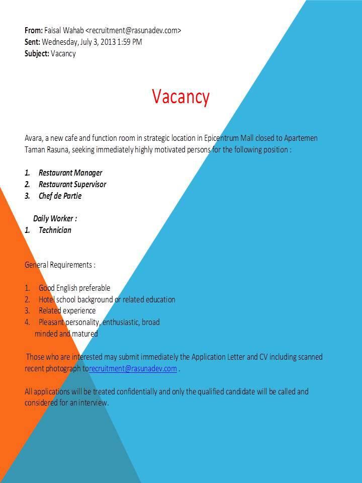 Lowongan kerja baru hhrma hotel jobs vacancy hhrma bali 2014 lowongan