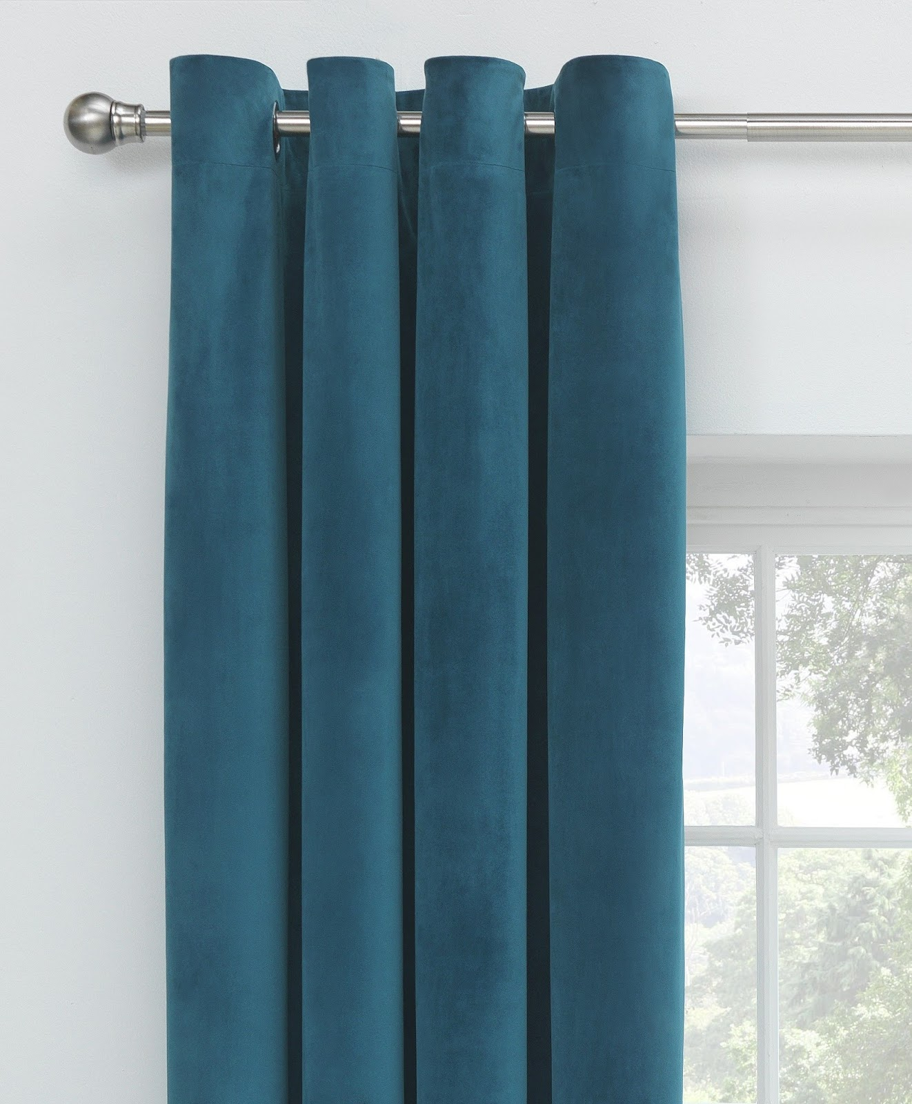 How To Put A Curtain Scarf Up Rod Rods