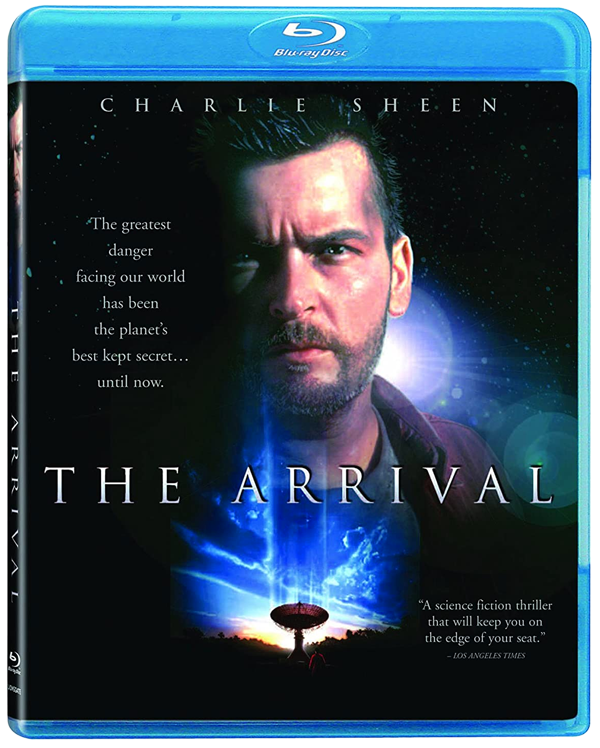 The Arrival (1996)   ¡Han llegado! 1080p H264 Dual [Clásica]