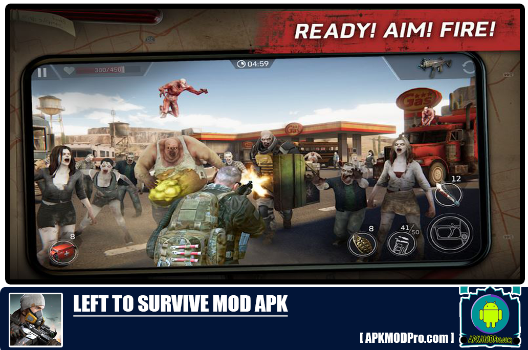 Download Left To Survive MOD APK