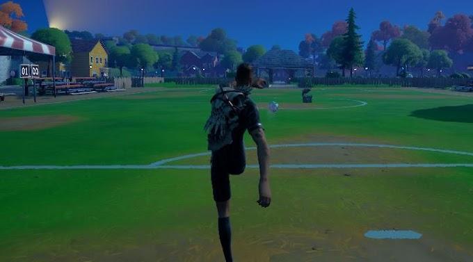 Fortnite: como marcar gol e chutar bola de futebol de brinquedo