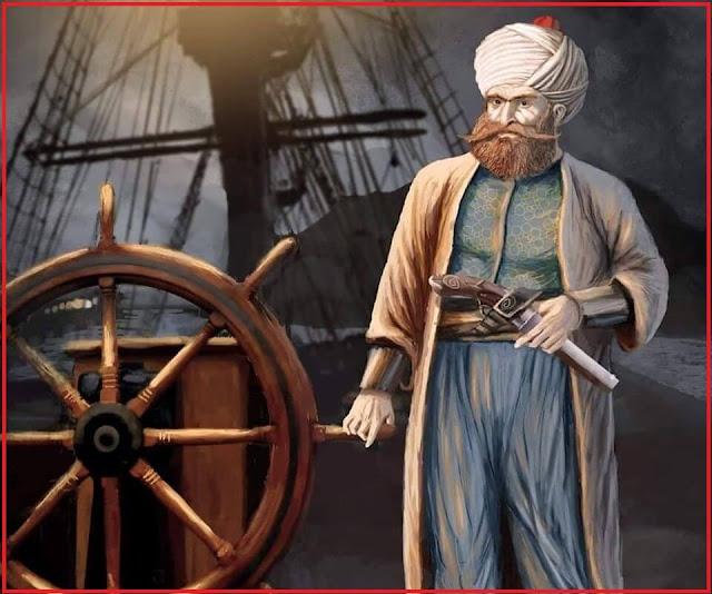 طفولة البحار الشهير عروج المجاهد في سبيل الله والذي كان يخشاه الكفار وقتها