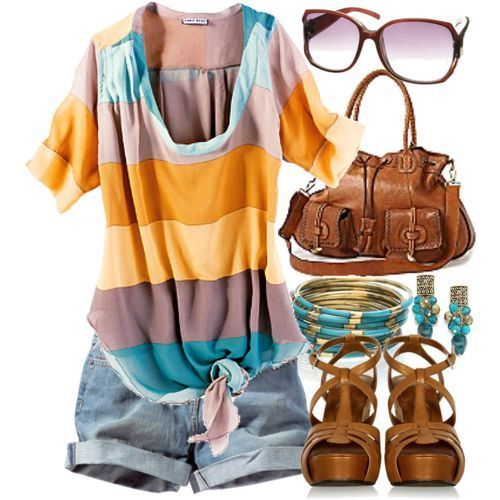 Taste Of Fashion Summer Accessories Clothes