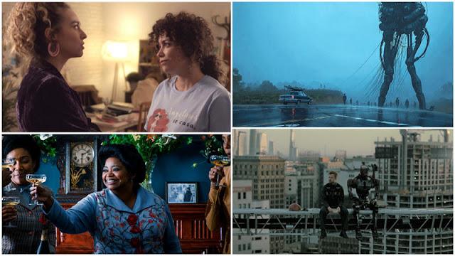 Reseñas de '#Luimelia', 'Tales from The Loop', 'Madam C.J. Walker' y 'Westworld 3'