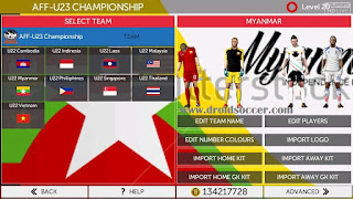 Download FTS Myanmar Mod Apk + Data Obb