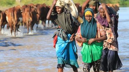 Como é a vida na Somália?