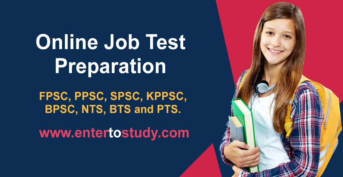 Online Job Test Preparation