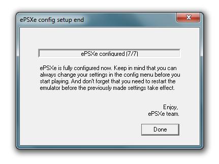 Cara Konfigurasi Emulator Playstation 1 ePSXe