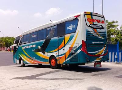 Foto Bus Garuda Mas Capella