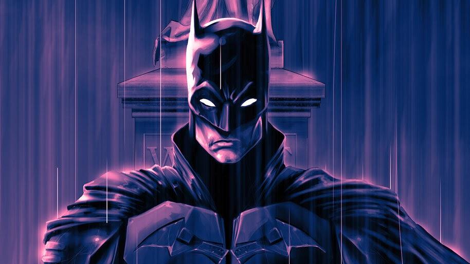 The Batman, Robert Pattinson, Movie, Art, 4K, #3.2596