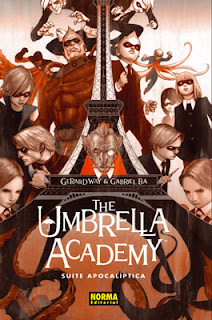 The Umbrella Academy Suite Apocalíptica