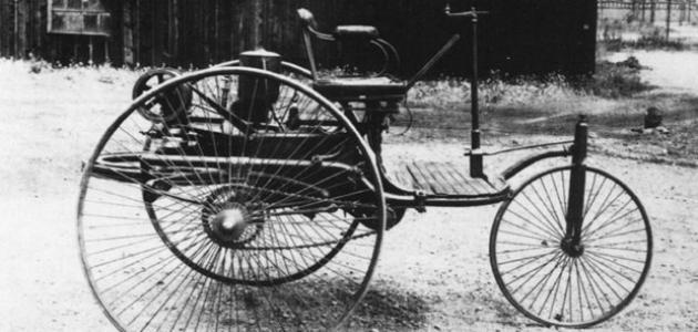 أول سيارة في العالم