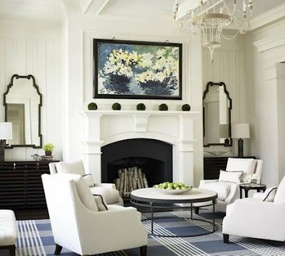 remarkable living room four chairs   Stephanie Kraus Designs: Need the perfect seating ...
