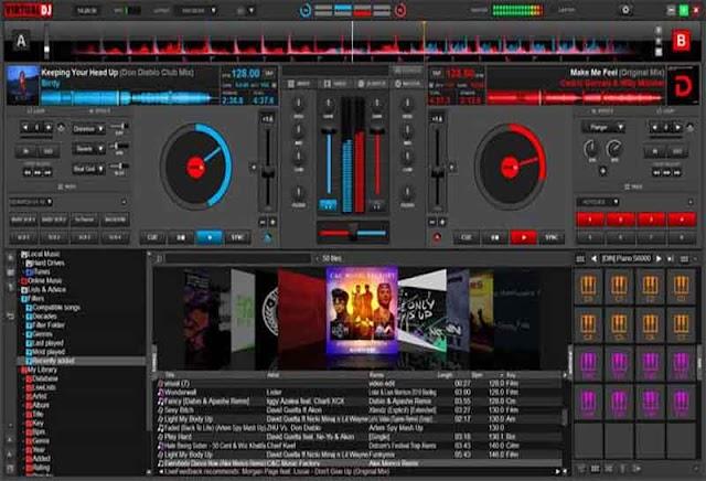 Virtual DJ 8.3.5186.0 Repack - Phần mềm DJ chuyên nghiệp 2019