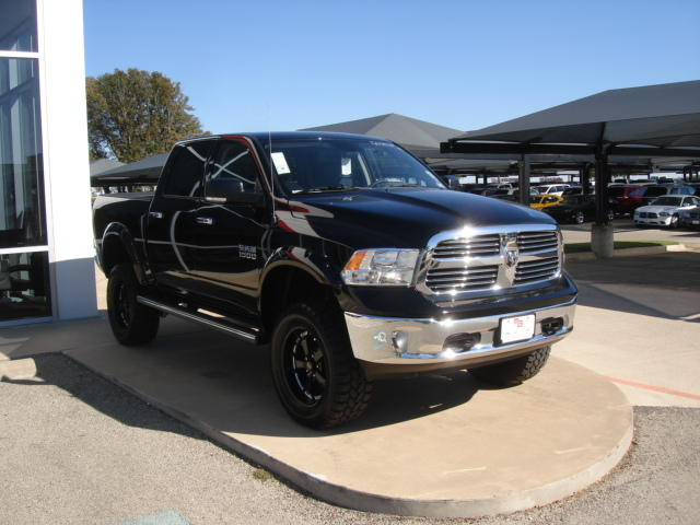 Ford Dealership Albuquerque >> New 2013 Ram 1500 Lone Star Truck Crew Cab Lifted 4x4 TDY ...