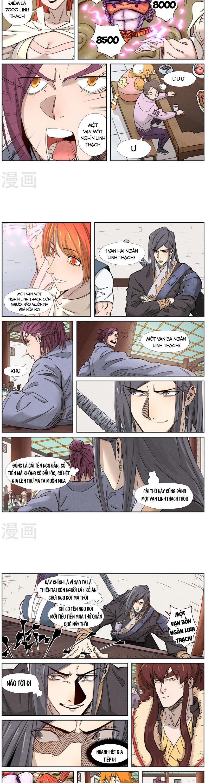 Yêu Thần Ký Chương 337 - Truyentranhaudio.com