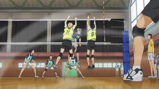 ハイキュー!! アニメ 2期11話 | HAIKYU!! 梟谷学園グループ 合同合宿