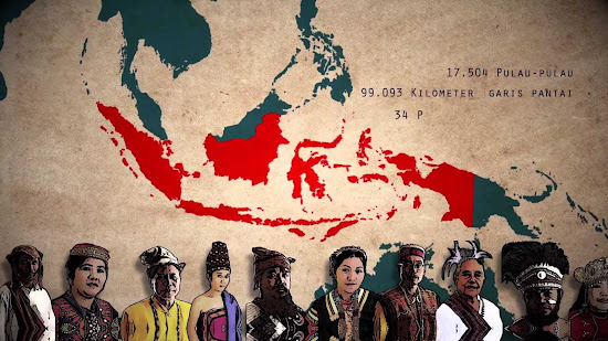 Keberagaman Indonesia Lebih Indah - Catatan Nizwar ID