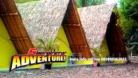 paket tour camping glamping tanjung lesung murah
