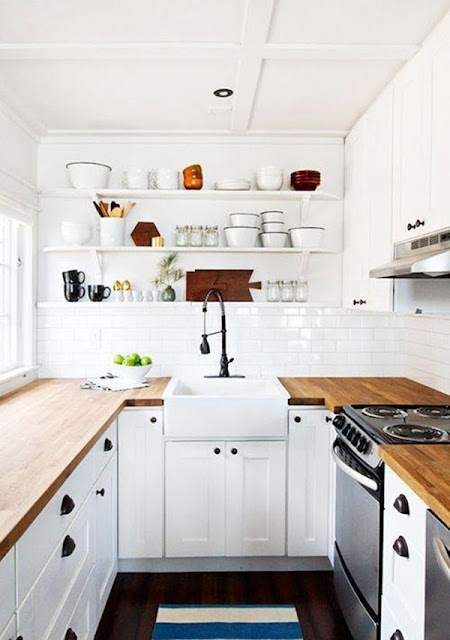 Small Kitchens  6 Ideas for Decorating  4