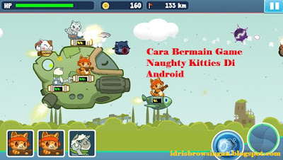cara bermain naughty kitties android