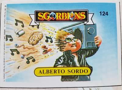 Sgorbions: Alberto Sordo