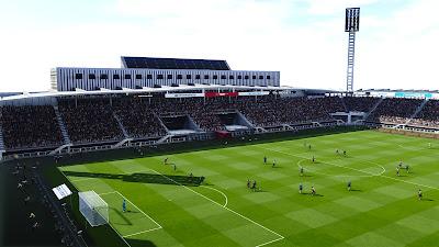 PES 2020 Stadium Sparta Stadion Het Kasteel ( Reworked )