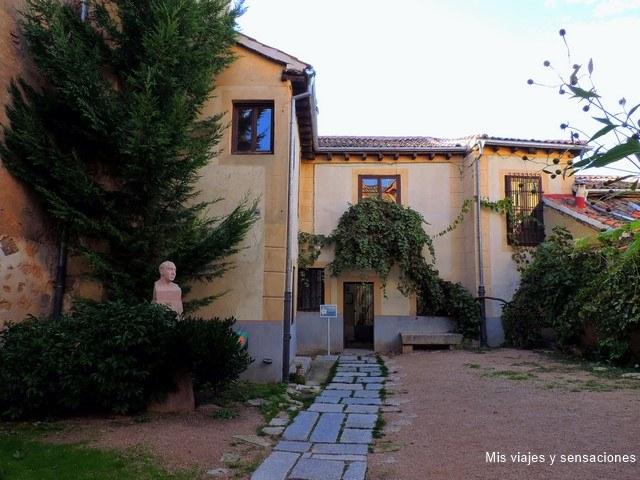 Casa-Museo de Antonio Machado, Segovia, Castilla y León