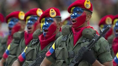 Trump ke Militer Venezuela : Lengserkan Maduro Dan Bebaskan Negara Anda