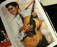 Logo Edizioni Npe : gioca e puoi vincere gratis fumetto biografico Elvis Presley e buoni sconto da 5€