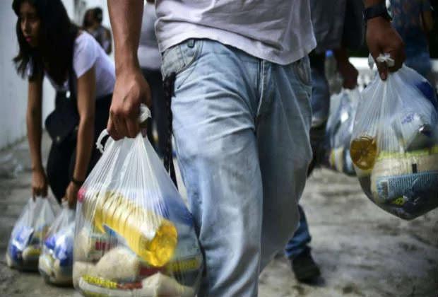 """Cáritas: Venezolanos tienen una alimentación """"escasa, deficiente y costosa"""""""