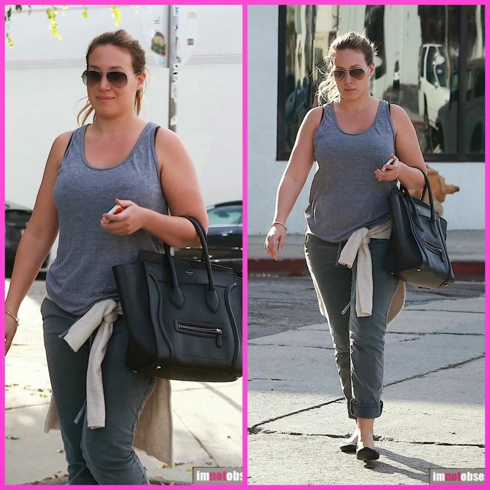 Pregnant Celebrities: Haylie Duff Pregnant