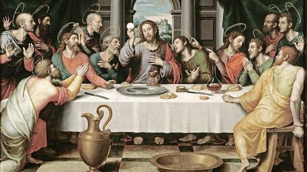 Bacaan Injil, Renungan Katolik, Tri Hari Suci, Kamis Putih, Pembasuhan kaki, Kamis 1 April 2021