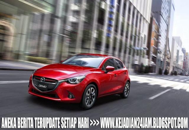 Mobil Mazda 2 Facelift Mulai Bertebaran Di Pasar Jepang