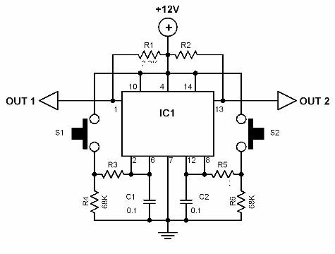 Debounced-Pulse-Generator-Circuit-Diagram