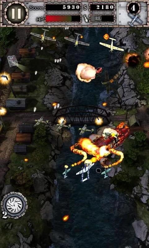 Rasakan Game Pesawat Air Attack HD ModApk - SegalaReview ...
