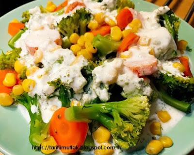brokoli yemegi