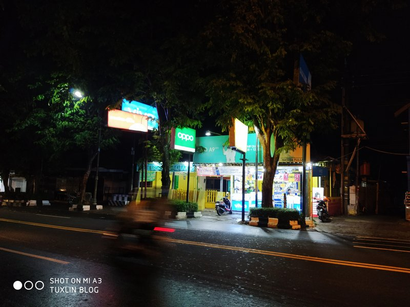 Hasil Foto Kamera Xiaomi Mi A3