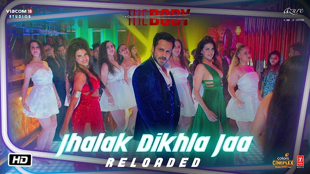 Jhalak Dikhla Jaa Reloaded Lyrics In Hindi