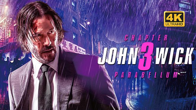 John Wick 3: Parabellum (2019) Web-DL 4K UHD 2160 Latino-Ingles