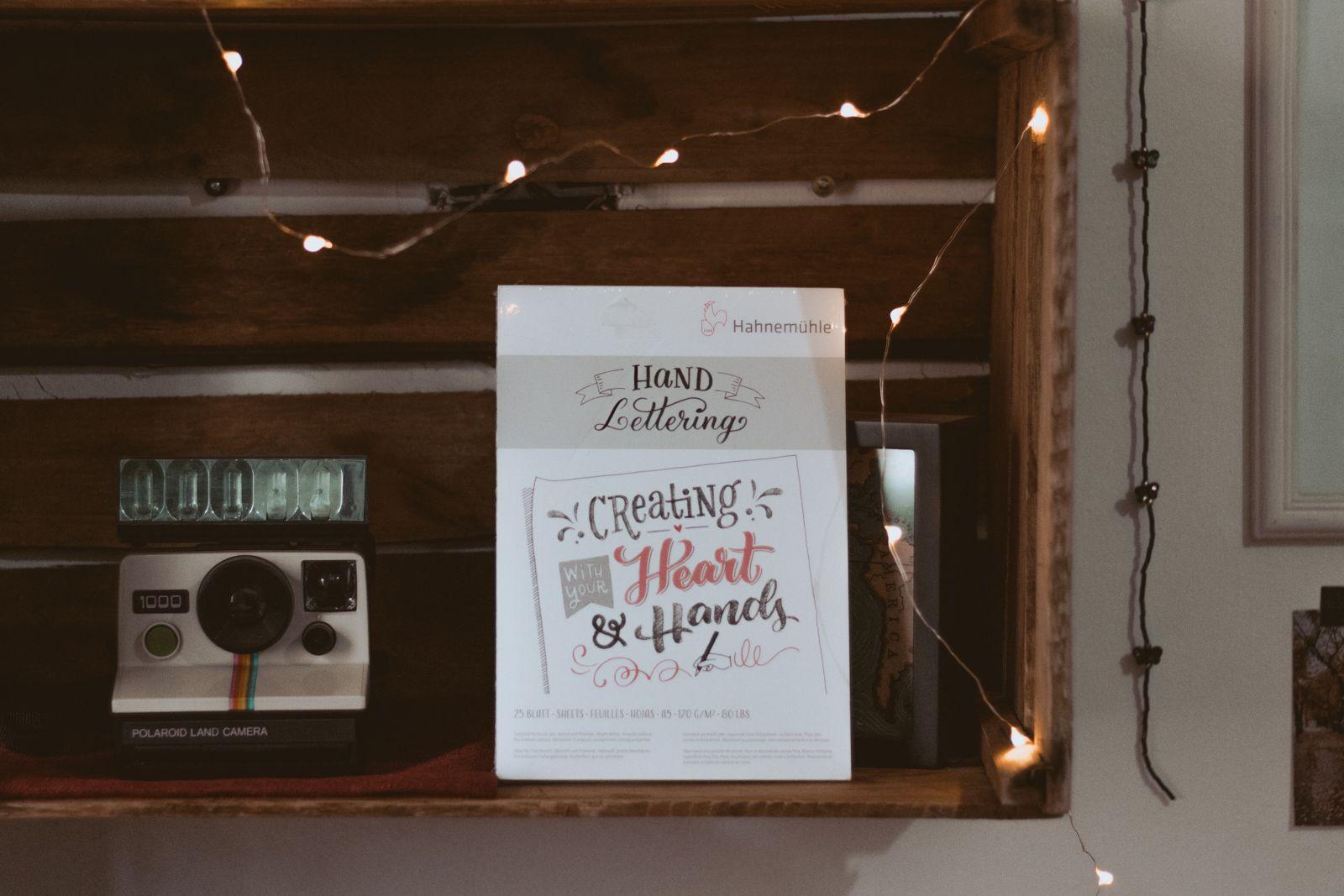 Kit papelaria e novidades no mundo dos blogs papel para lettering