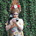 [Klarifikasi] Foto Putri Raja Salman Berpakaian Adat Bali
