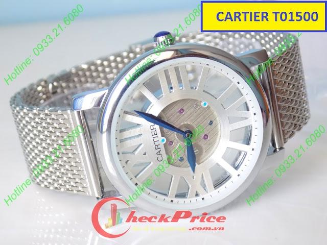 Đồng hồ nam Cartier T01500
