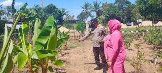 Polsek Takkalalla Menerima Kunjungan Kerja Ketua Bhayangkari Cabang Wajo