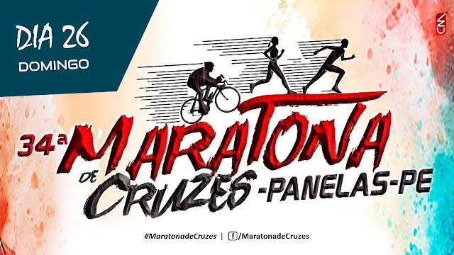 DIA 26/11 - Maratona de Cruzes 2017
