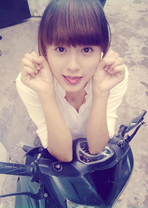 Girl xinh Vietnam lam avatar
