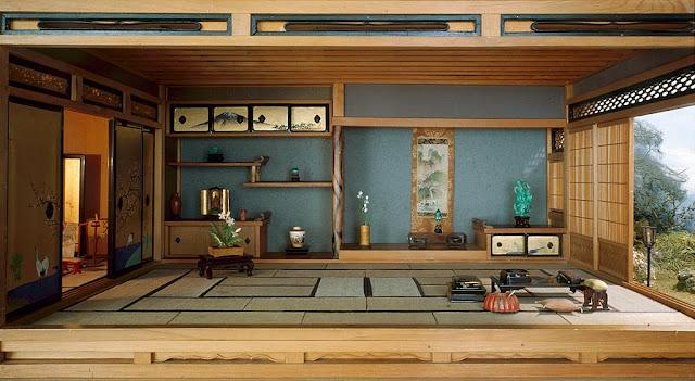 decoration maison style asiatique
