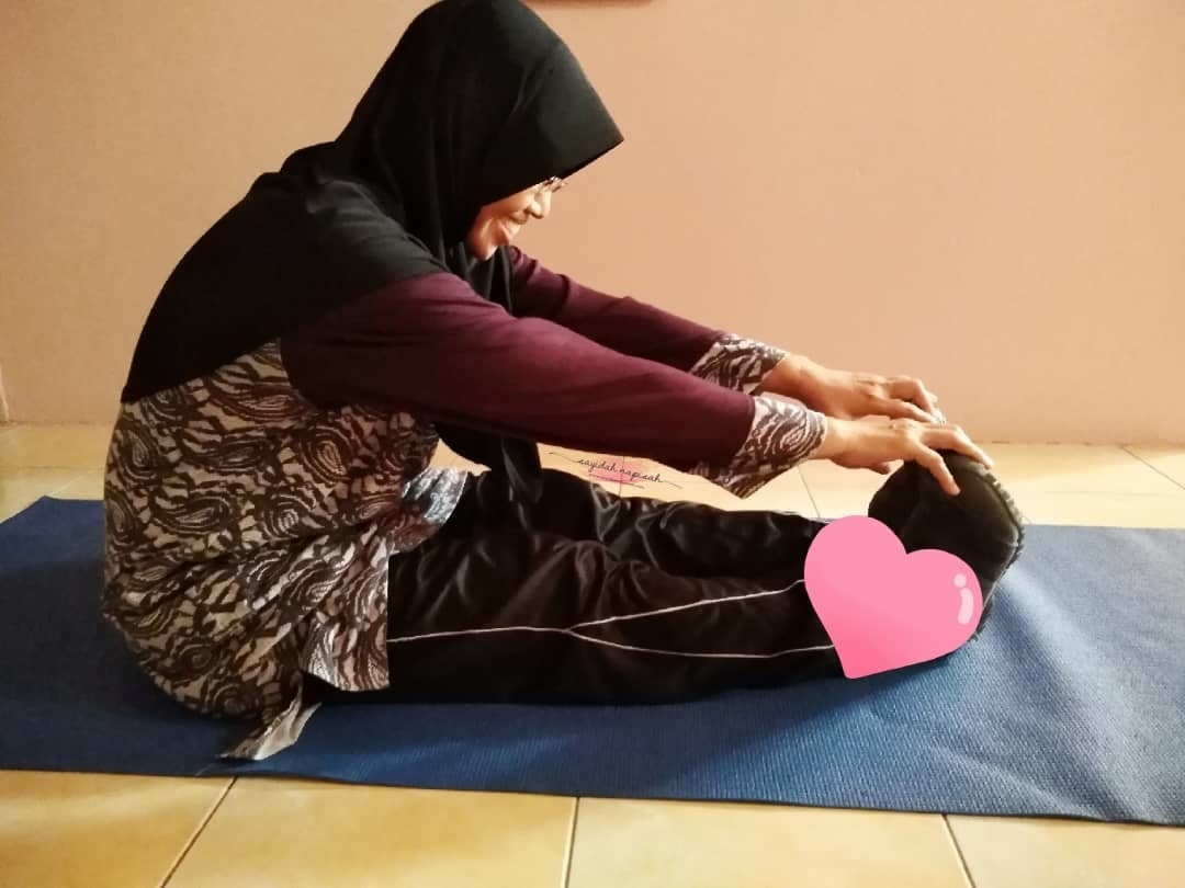 Cara Menghilangkan Sakit Lutut versi Umi yang berumur 55 tahun